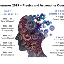 P&A Summer 2019 Courses