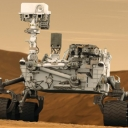 Illustration of Mars rover