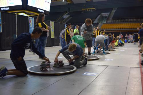 SumoBot participants
